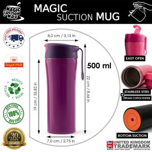 grabby 0004 selected colour image grabby purple Magic Suction Mugs