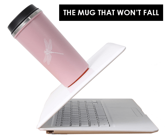 short magic suction mug home Magic Suction Mugs