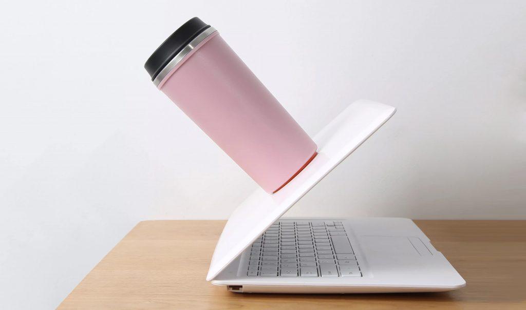 magic suction mug back Magic Suction Mugs