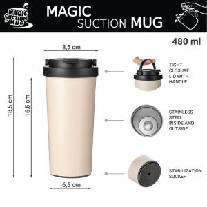 forest 02 Magic Suction Mugs