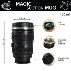 lens 03 Magic Suction Mugs