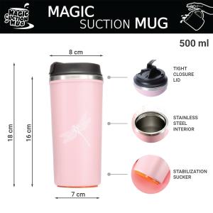 tall 03 Magic Suction Mugs